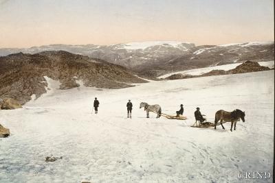 Folgefonna, Sørfonna
