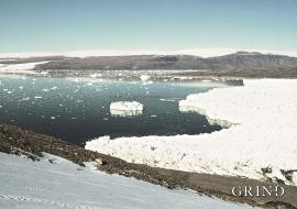 Kysten av Grønland