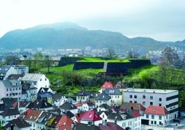 Sverresborg, Bergen