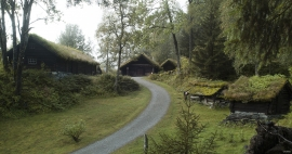 Stalheim folkemuseum