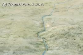 To millionar år sidan