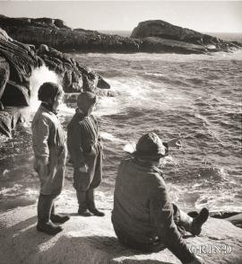 «Den gamle mannen og havet.»