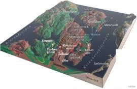Geologi og gruver i Ølveområdet