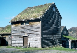 Renessanseloftet frå Seim, Lindås