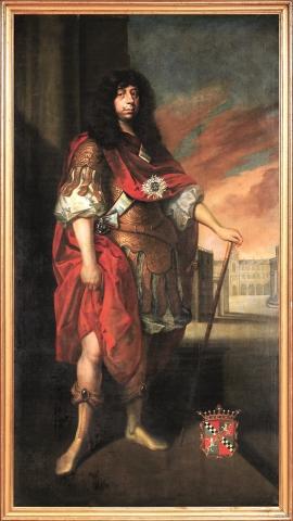 Portrett av Ludvig Rosenkrantz