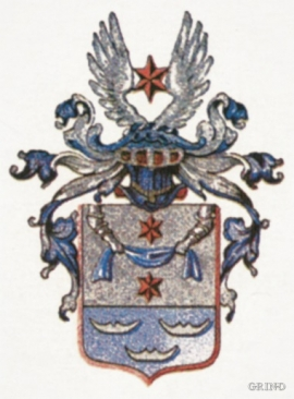 Segelcke's Coat of arms.
