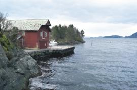 Handelsstaden Holsund, Fusa