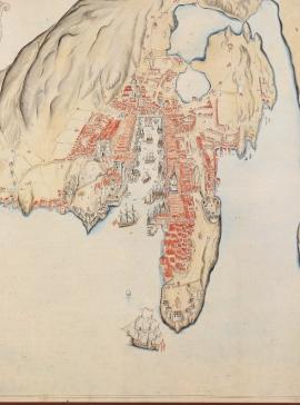 Byprospektet fra 1740-årene