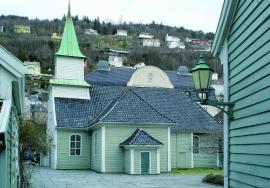 St. Jørgens hospital, Bergen