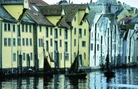 Skuteviken, Bergen approx. 1990