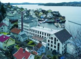 Salhus, Bergen