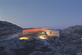 Dei krigshistoriske samlingane, Nordsjøfartmuseet,Telavåg
