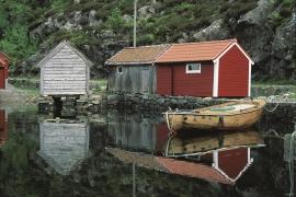 Sælstø, Øygarden