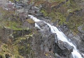 Kraftverket på Fosse, Masfjorden