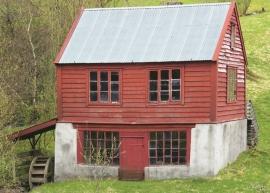 """""""Gjerstad Låsfabrikk"""" i Bløddalen"""