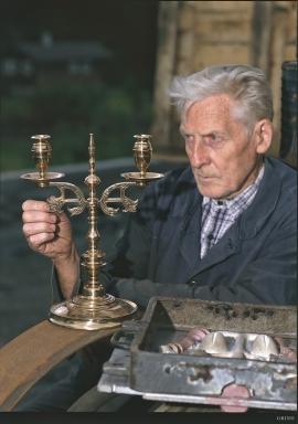 Brass moulding