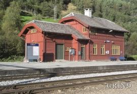 Urdland station
