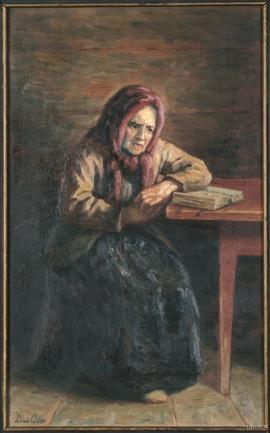 Målari av Lars A. Osa