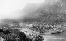 Odda in 1908