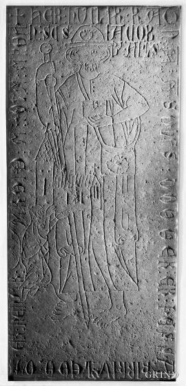 "Rike-Ragna's"" gravestone"