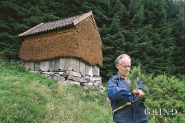 Rune Revheim er ein meister i å byggja brakeløer