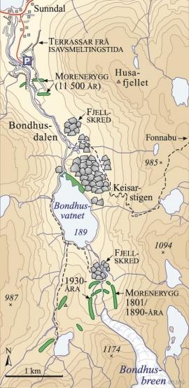 Bondhusdalen