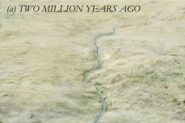 Two million years ago