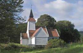 Lyse chapel, Os