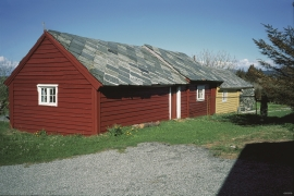 The long house at Golta, Sund