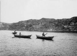 Skogsvågen, Sund. Picture from ca. 1890.