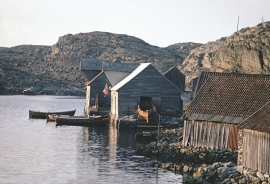 Landrovågen, the 1980's.