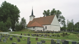 Hosanger church