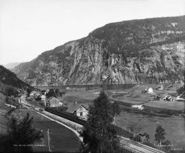 Bolstadøyri around the turn of the former century.