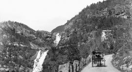 Skjervet, approx. 1900