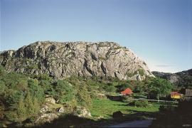 Bergesfjellet