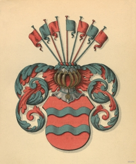 Coat of arms, Orning