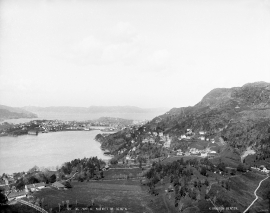 Årstad in the 1890s