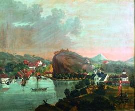 Prospect of Alvøen, Bergen