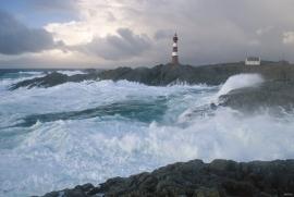 Hellisøy lighthouse, Fedje
