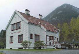 Bjørn West-museum