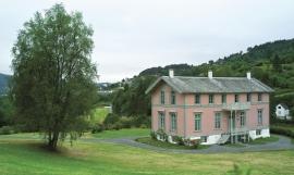 Ole Bull's villa, Valestrand