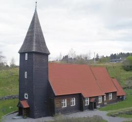 Hamre church, Osterøy