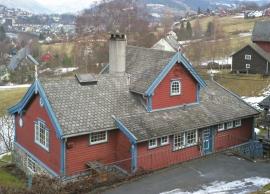 Dagestad museum, Voss