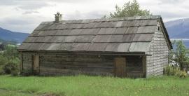 The smokehouse at Vika