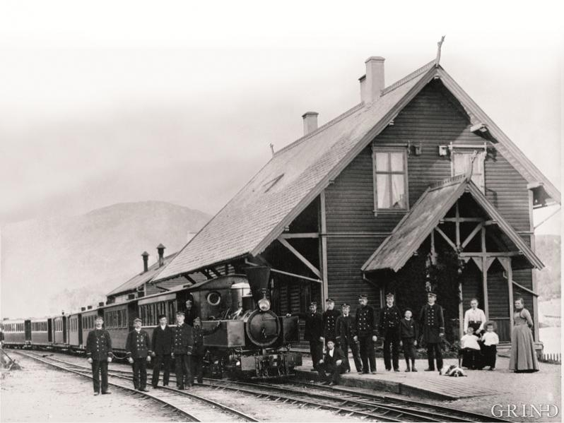 Os station