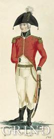 The civil servants had their colourful civil servant uniforms