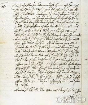 A petition from the farmers of Voss dated14 May 1661