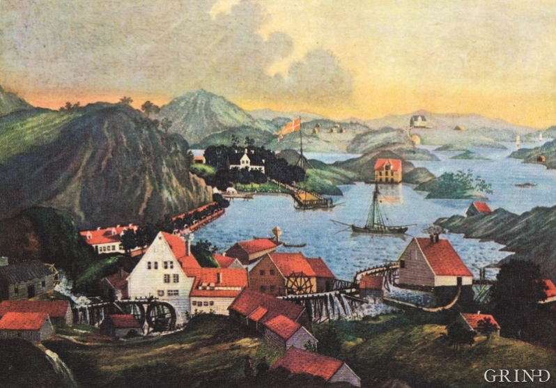 A Prospect of Alvøen