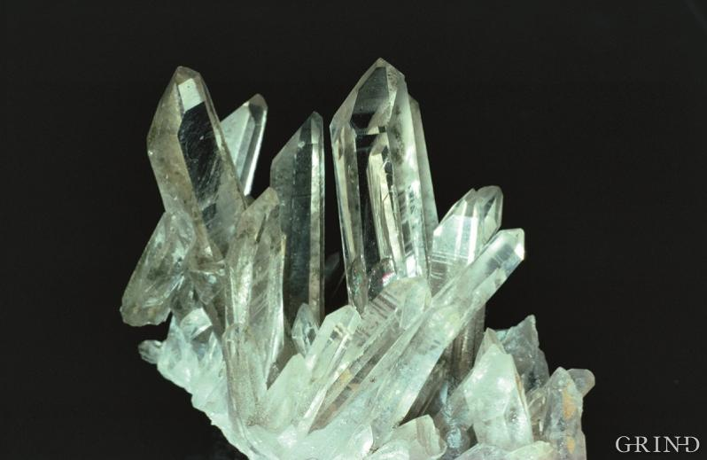 Rock crystal from Hardangervidda.