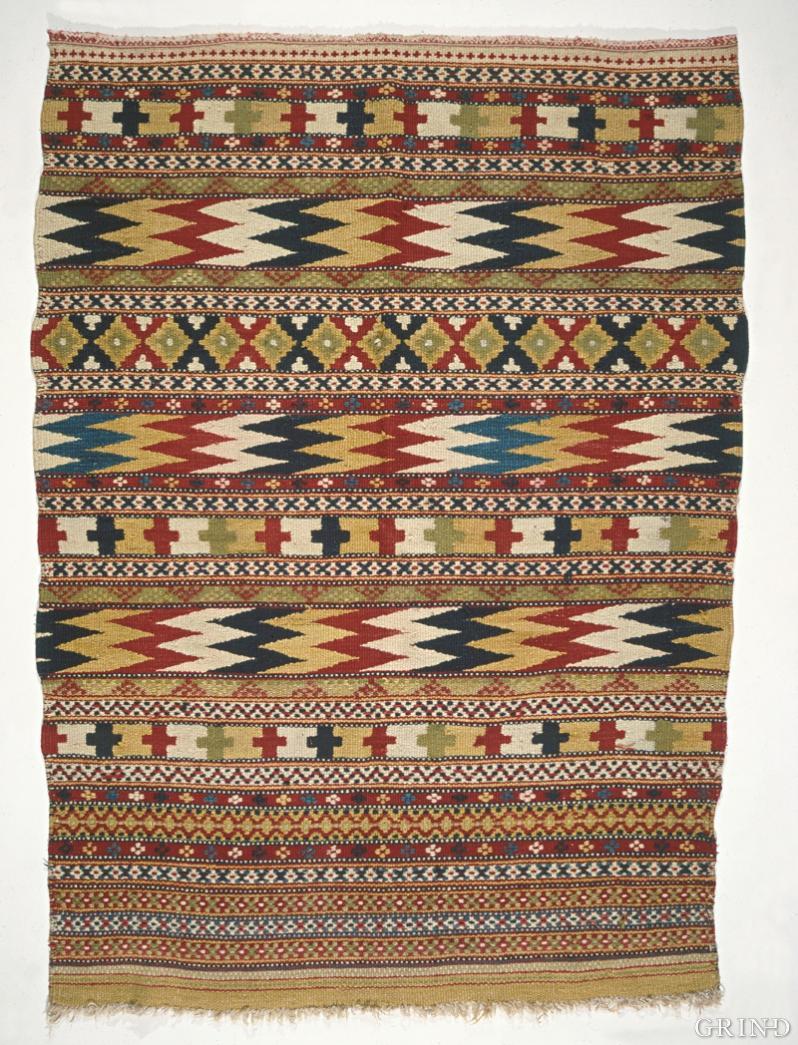 A bedspread from Sunnhordland